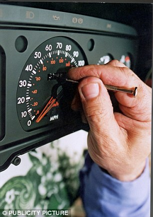 Clocking: Tampering with the mileage was rife in times gone by - and now it's making a comeback