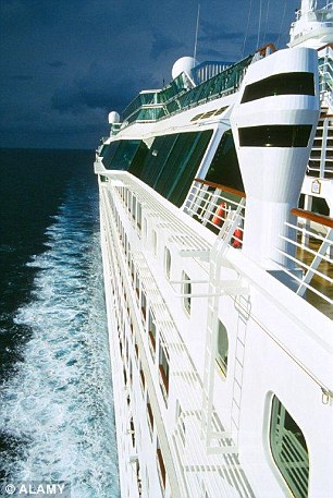 But on a cruise you're on board for much of the time, and reliant on your floating home for food and entertainment, as well as to sleep