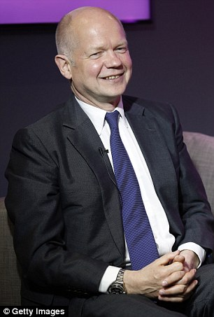 The Thanet seat has a constant flow of Conservative big guns, with William Hague proving particularly popular with locals on the day the Mail visited