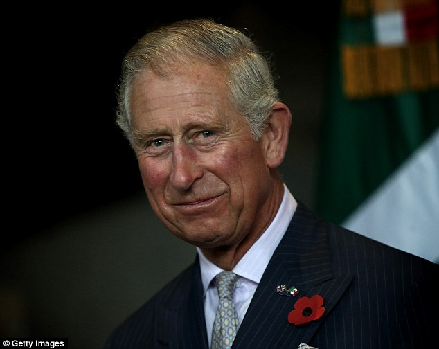 Prince Charles is believed to have once confronted Lord Irvine with his concerns over the Human Rights Act