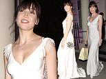 Mandatory Credit: Photo by Palace Lee/REX Shutterstock (4705815i)  Daisy Lowe  Celebrities attend The Blossom Ball at Jo Malone, London, Britain - 23 Apr 2015