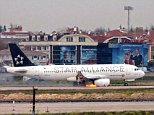 Turkish Airlines plane that landed in Milan  Airline news and services