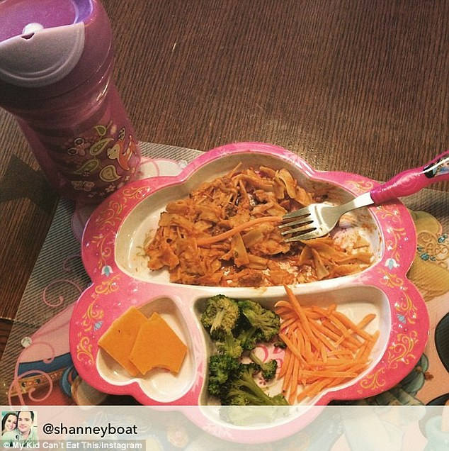 #mykidcanteatthis because it was on her plate and not mine...