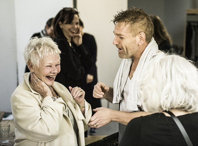 The Winter's Tale will see Branagh star with Judi Dench, as well as Lily James and Richard Madden