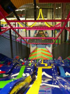 This soft play centre is offering adult only sessions