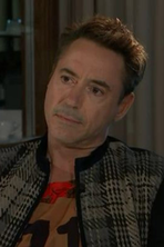 Robert Downey Jr. walks out of car crash Channel 4 interview