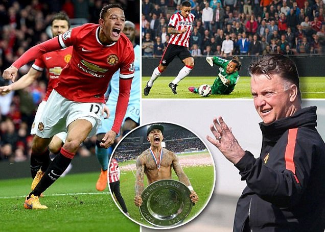 Memphis Depay has been billed as Manchester United's potential new £25m star... so, is the
