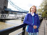 LONDON, ENGLAND - APRIL 22:  Paula Radcliffe attends the photocall ahead of Sunday's London Marathon at Tower Hotel on April 22, 2015 in London, England.  (Photo by Tim P. Whitby/Getty Images)