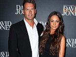 SYDNEY, AUSTRALIA - FEBRUARY 06:  Tom Williams and Rachel Gilbert arrive for the David Jones A/W 2013 Season Launch at David Jones Castlereagh Street on February 6, 2013 in Sydney, Australia.  (Photo by Don Arnold/WireImage)