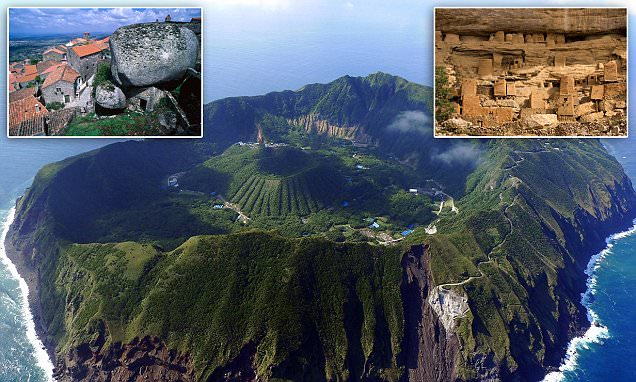 Are these the most magical settlements in the world?