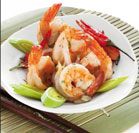 How safe are the prawns YOU'RE eating?