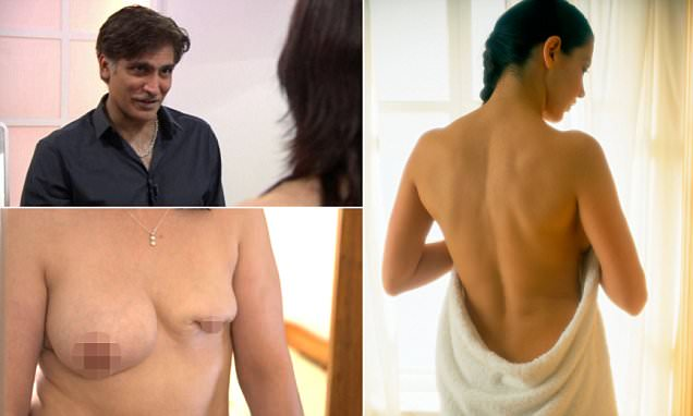 Gloucestershire woman 'desperate to be normal again' after botched boob job