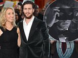 The Avengers: Age of Ultron - UK film premiere held at the Westfield White City.\nFeaturing: Sam Taylor-Johnson, Aaron Taylor-Johnson\nWhere: London, United Kingdom\nWhen: 21 Apr 2015\nCredit: Daniel Deme/WENN.com