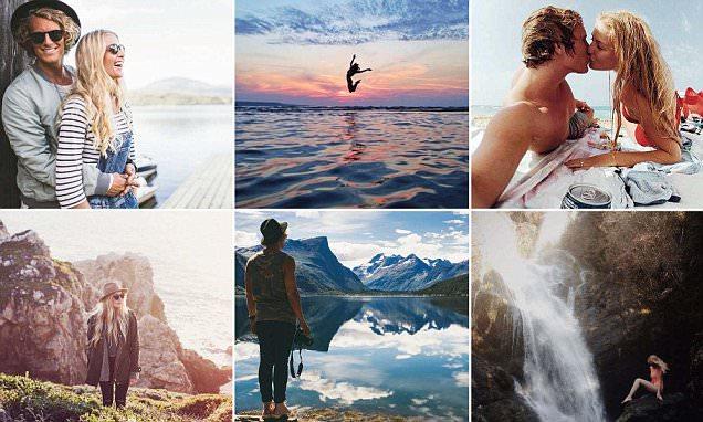 Samuel and Hildegunn Taipale's jetsetting life has made them an Instagram hit