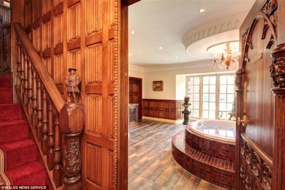 It was owned for centuries by the famous Morgan family, ancestors of the navy admiral and privateer Sir Henry Morgan. In 2012, the house was listed for sale with a £2.25m price tag