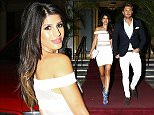 Picture Shows: Jasmin Walia, Ross Worswick  April 24, 2015\n \n 'TOWIE' star Jasmin Walia and her boyfriend Ross Worswick are seen stepping out to enjoy a night out on the town in Miami, Florida.\n \n Exclusive All Rounder\n UK RIGHTS ONLY\n \n Pictures by : FameFlynet UK © 2015\n Tel : +44 (0)20 3551 5049\n Email : info@fameflynet.uk.com