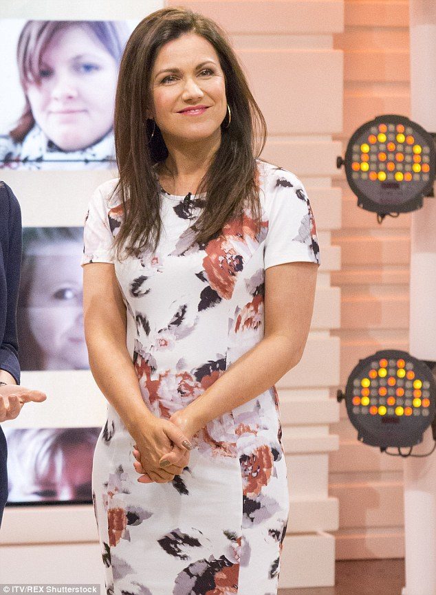 'If I don't smile it would look rude': Susanna Reid has insisted she does not flirt with male guests on Good Morning Britain