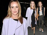 AMANDA HOLDEN AND HER HSBAND OUT ON THE TOWN WITH CORRIE STARS ALAN HALSALL AND HIS WIFE LUCY JO HUDSON pictures by stephen farrell
