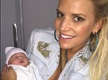 jessicasimpsonMadly in love with my Goddaughter Wilder Frances Faison!!! I am beyond proud of @caceecobb and @donald_aison