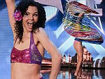 **EMBARGOED UNTIL 00.01 SATURDAY 25TH APRIL**  *** MANDATORY BYLINE TO READ: Syco / Thames / Corbis *** 'Britain's Got Talent' contestants are seen on stage for the third show of the 2015 ITV series airing Saturday April 25th\nPicture shows: Lisa Sampson\n*** MANDATORY BYLINE TO READ: Syco / Thames / Corbis ***\n-----------------------------------\nFor further sales information please contact our sales teams at sales@splashnews.com
