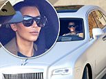 Kim Kardashian leaves step-father Bruce Jenner's Malibu home the day after his revealing interview with Dianne Sawyer was aired.\n\nPictured: Kim Kardashian \nRef: SPL1009161  250415  \nPicture by: ?!/Rudolpho/Splash News\n\nSplash News and Pictures\nLos Angeles: 310-821-2666\nNew York: 212-619-2666\nLondon: 870-934-2666\nphotodesk@splashnews.com\n