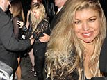Hollywood, CA - Fergie leaves a late night of partying at Warwick with friends.  Fergie shows her fans a beautiful smile as she leaves in her car.    \nAKM-GSI          April 24, 2015\nTo License These Photos, Please Contact :\nSteve Ginsburg\n(310) 505-8447\n(323) 423-9397\nsteve@akmgsi.com\nsales@akmgsi.com\nor\nMaria Buda\n(917) 242-1505\nmbuda@akmgsi.com\nginsburgspalyinc@gmail.com