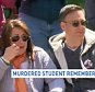 PLEASE LINK BACK TO: http://www.wjla.com/articles/2015/04/memorial-service-will-celebrate-the-life-of-slain-umw-student--113479.html http://www.nbcwashington.com/video/#!/news/local/UMW-Remembers-a-Short-Life-Well-Lived/301273761 FREDERICKSBURG, Va. (WJLA) - The University of Mary Washington held a memorial service Friday to celebrate the life of slain student Grace Mann. Continue reading  Grace Rebecca Mann (Photo: Feminists United UMW) More on this story Housemate charged in slaying of UMW student appears in court Housemate charged with killing UMW student, daughter of Fairfax judge The memorial service took place during the noon hour on the UMW campus in Fredericksburg. Mann, 20, died from asphyxiation by strangulation, according to police. She was found unconscious last week in the Fredericksburg home she shared with two other female housemates and Steven Vander Briel. Briel, who was charged with first-degree murder and abduction, was arraigned on Tuesday. Mann's funeral was held