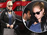 25 Apr 2015 - LONDON - UK  KATE UPTON ARIVING IN LONDON FROM HEATHROW AI ARPORT  BYLINE MUST READ : XPOSUREPHOTOS.COM  ***UK CLIENTS - PICTURES CONTAINING CHILDREN PLEASE PIXELATE FACE PRIOR TO PUBLICATION ***  **UK CLIENTS MUST CALL PRIOR TO TV OR ONLINE USAGE PLEASE TELEPHONE   44 208 344 2007 **