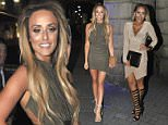 Picture Shows: Charlotte-Letitia Crosby, Charlotte Crosby  April 25, 2015\n \n ** min web / online fee £150 for set **\n \n 'Geordie Shore' star Charlotte Crosby seen out in the Toon tonight celebrating her friend's birthday in Newcastle, UK. Charlotte, who is looking very slim in a form fitted mini dress, started the night in Bonbar, before moving onto Tup Tup Palace.\n \n ** min web / online fee £150 for set **\n \n Exclusive All Rounder\n WORLDWIDE RIGHTS\n Pictures by : FameFlynet UK © 2015\n Tel : +44 (0)20 3551 5049\n Email : info@fameflynet.uk.com