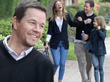Picture Shows: Rhea Durham, Mark Wahlberg, Ella Wahlberg  April 25, 2015\n \n 'The Gambler' actor Mark Wahlberg steps out with his wife Rhea and the oldest of the couple's four children, daughter Ella, in Los Angeles, California. \n \n The family appeared to be in very high spirits, but they might not be after the Mayweather/Pacquiao fight next weekend... considering Mark made a $250,000 bet with Diddy on the fight!\n \n Exclusive All Rounder\n UK RIGHTS ONLY\n \n Pictures by : FameFlynet UK © 2015\n Tel : +44 (0)20 3551 5049\n Email : info@fameflynet.uk.com
