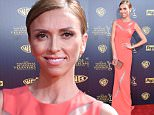 Giuliana Rancic arrives at the 42nd annual Daytime Emmy Awards at Warner Bros. Studios on Sunday, April 26, 2015, in Burbank, Calif. (Photo by Richard Shotwell/Invision/AP)