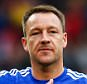 LONDON, ENGLAND - APRIL 26:  John Terry of Chelsea celebrates with team mates after the Barclays Premier League match between Arsenal and Chelsea at Emirates Stadium on April 26, 2015 in London, England.  (Photo by Julian Finney/Getty Images)