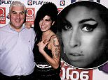 LONDON - OCTOBER 30: Singer Amy Winehouse and her father Mitch pose in the awards room at the Q Awards 2006 at Grosvenor House Hotel on October 30, 2006 in London, England. (Photo by Dave Hogan/Getty Images)