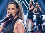 Rachel Stevens and Una Foden    during the   \\nFinal  live show of The Voice of Ireland in The Helix.\\nNO FEE PIX KOBPIX