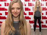 """NEW YORK, NY - APRIL 26:  Actress Amanda Seyfried attends the """"Hurleyburly"""" Benefit Reading at Alice Griffin Jewel Box Theatre on April 26, 2015 in New York City.  (Photo by Michael Stewart/WireImage)"""