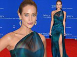 WASHINGTON, DC - APRIL 25:  Model Hannah Davis attends the 101st Annual White House Correspondents' Association Dinner at the  Washington Hilton on April 25, 2015 in Washington, DC.  (Photo by Michael Loccisano/Getty Images)