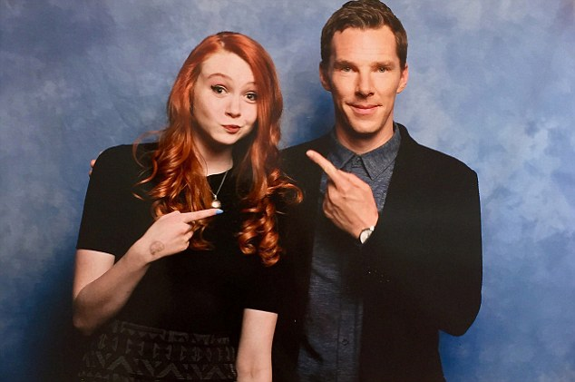 Fans travelled from all over the world for the first ever Sherlock fan convention, where some met Benedict Cumberbatch, who plays Sherlock Holmes in the BBC series