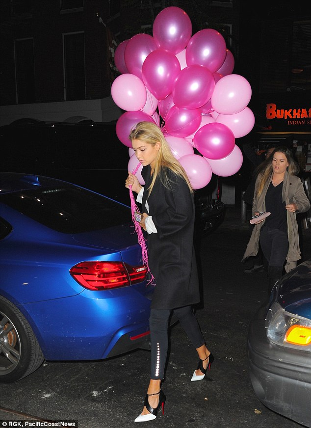 No longer a teen! On Sunday night, Gigi held a birthday party in New York City, attended by the likes of her gal pal Kendall Jenner