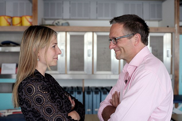 In the SBS One series Horizon Professor Alice Roberts and Dr Michael Mosley examine the links between gender and the brain
