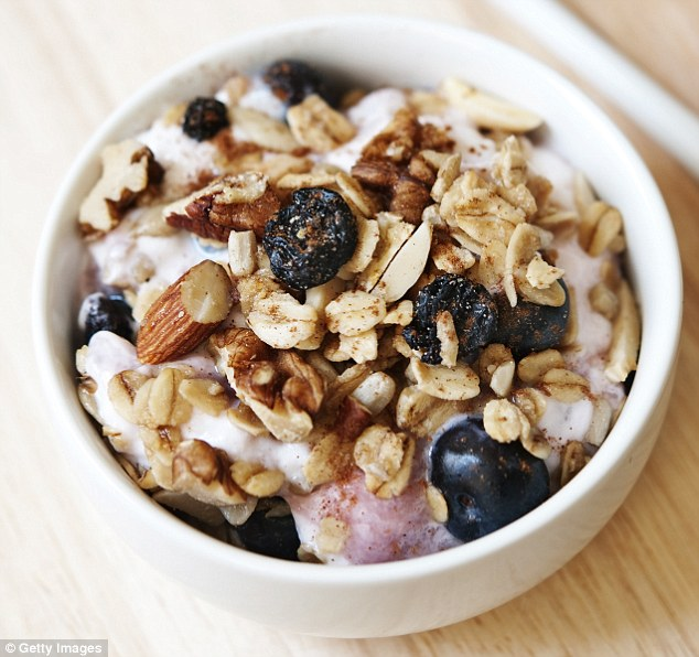 A bowl of cereal is packed with sugar and preservatives and is often the worst start to your day