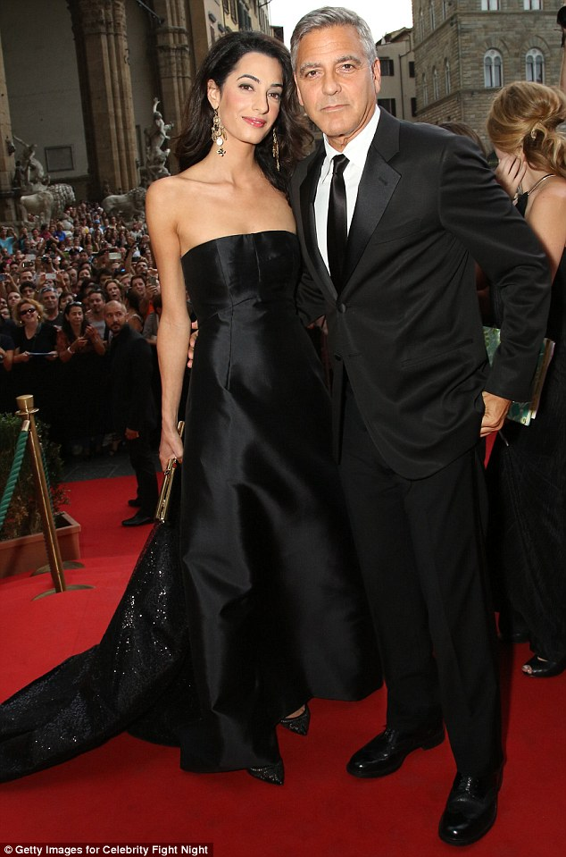 Amal's career as a high-powered lawyer has added £1million to the joint fortune of £121million