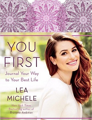 Coming soon: Lea has released the cover for  new book YOU FIRST: Journal Your Way To Your Best Life, which will be available in October
