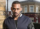 Television Programme: EastEnders with Richard Blackwood.  Programme Name: EastEnders - TX: 20/02/2015 - Episode: 5020 (No. n/a) - Picture Shows:   RICHARD BLACKWOOD - (C) BBC - Photographer: Jack Barnes   WARNING: Embargoed for publication until 17/02/2015. ***EMBARGOED UNTIL TUESDAY 17TH FEBRUARY 2015***