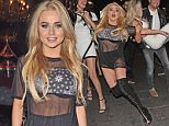 Picture Shows: Melissa Reeves  April 26, 2015\n \n 'Ex on the Beach' girls Anita Kaushik and Melissa Reeves seen at Cafe de Paris in London, UK. The pair, both dressed to impress in black and white, were at the celebrity hotspot to celebrate Melissa's birthday. \n \n Non Exclusive\n WORLDWIDE RIGHTS\n \n Pictures by : FameFlynet UK © 2015\n Tel : +44 (0)20 3551 5049\n Email : info@fameflynet.uk.com