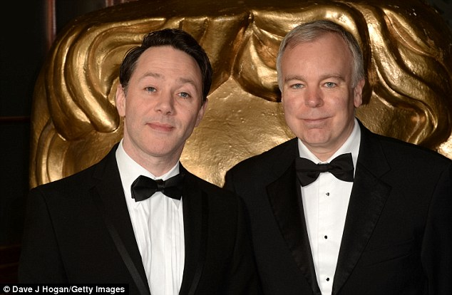 A League Of Gentlemen: Reece Shearsmith and Steve Pemberton are the stars of Inside No.9