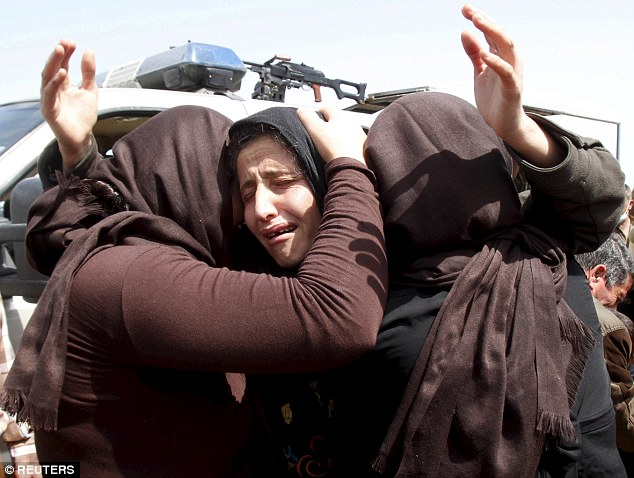 Hundreds of Yazidi girls and women, some as young as eight, were kidnapped by ISIS last year, and have since been held as sex slaves in the Islamic State
