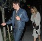 EXCLUSIVE: James Marsden and Suki Waterhouse have a three and a half hour dinner at Little Door in Los Angeles, CA.\n\nPictured: James Marsden, Suki Waterhouse\nRef: SPL1004736  250415   EXCLUSIVE\nPicture by: Jix Jax Joe / Splash News\n\nSplash News and Pictures\nLos Angeles: 310-821-2666\nNew York: 212-619-2666\nLondon: 870-934-2666\nphotodesk@splashnews.com\n