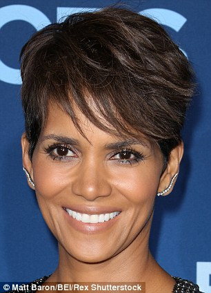 Halle Berry joins the collar crew with glittering Jack Vartanian climber (price on application)