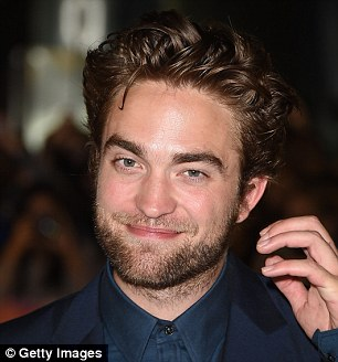 Twilight star Robert Pattinson, worth £65million