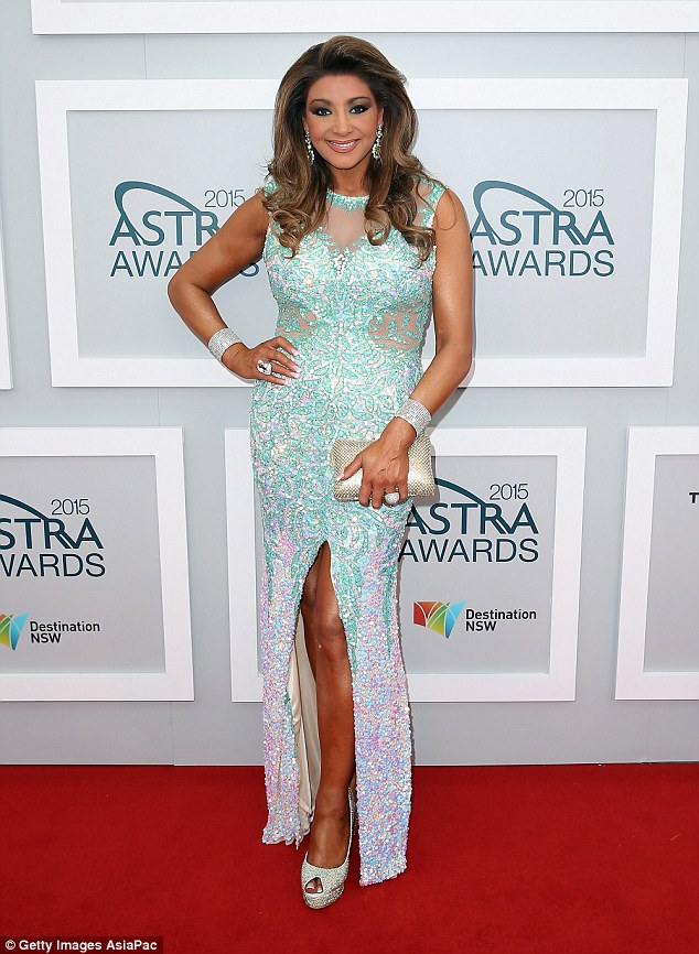 Ready to quit? Gina Liano has hinted that she may not sign on for the next series on the American franchise, calling the show 'embarrassing'